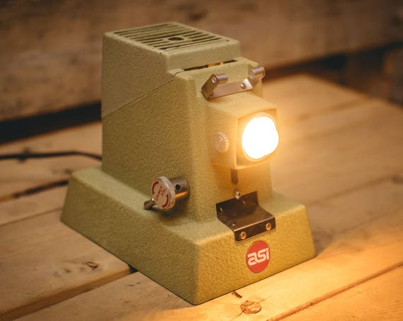 Vintage 8mm Projector Lamp