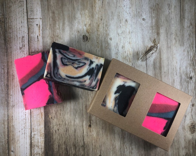 Bowie/Bowie - Handmade Soap Set