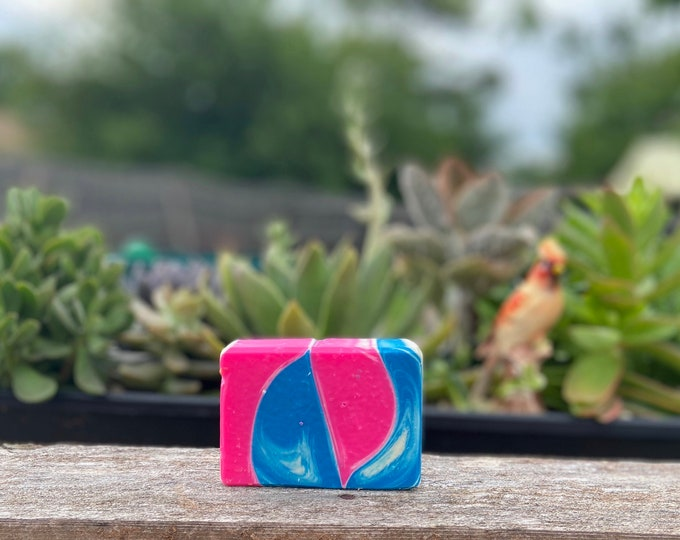 Fruit Punch You in the Eye - Handmade Soap