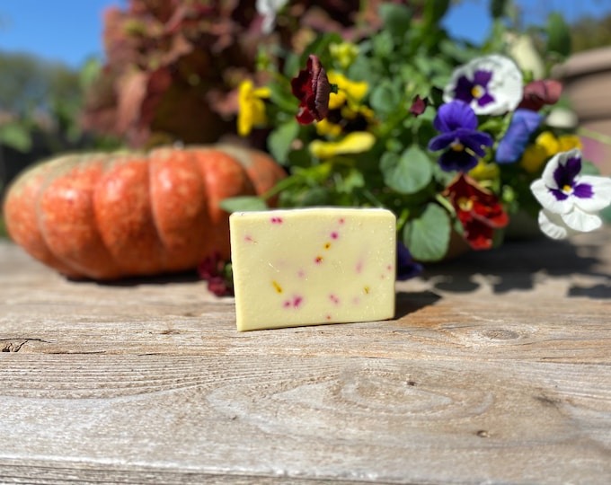 Mimosas in the Fall - Handmade Soap