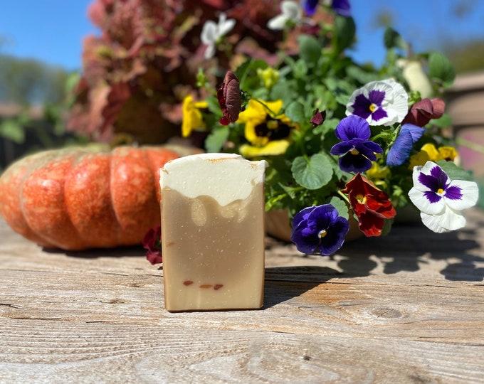 Caramel Mocha Latte - Handmade Soap