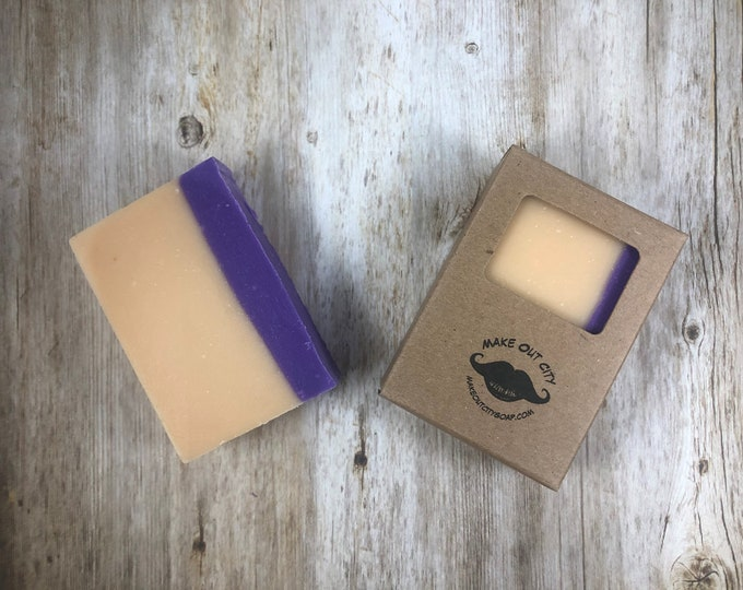 Purple Rain - Handmade Soap
