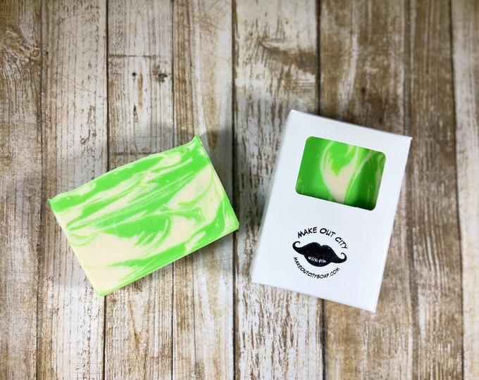 Limeade - Handmade Soap