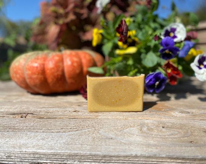 Pumpkin Cider - Handmade Soap