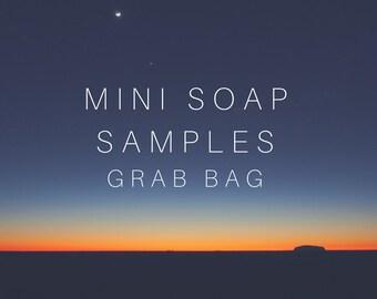 Mini Soap Samples