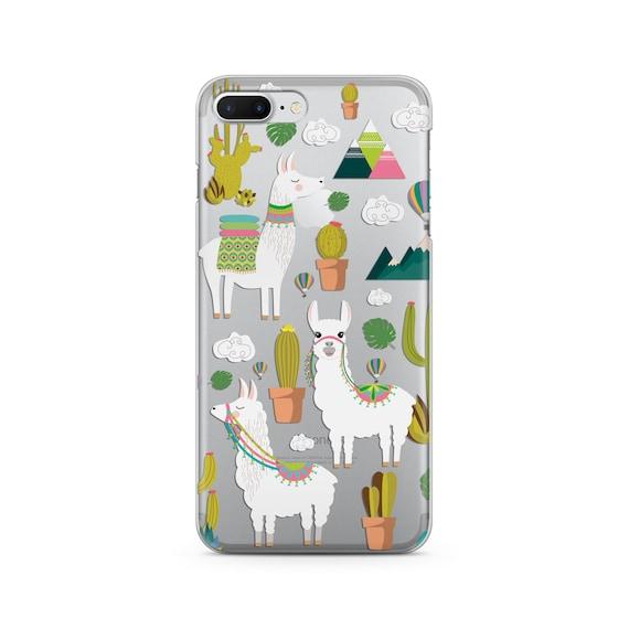 coque iphone 8 plus alpaga