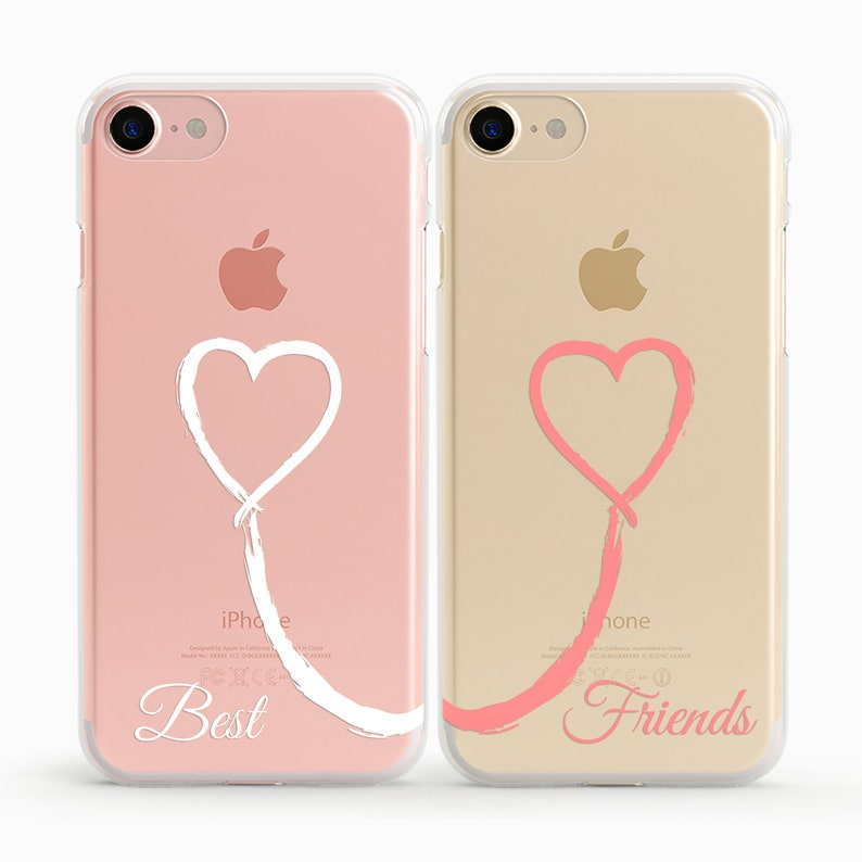 coque iphone 8 plus meilleure amie