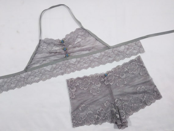 f686f9fb8a Minimalist Bra and Panty Set
