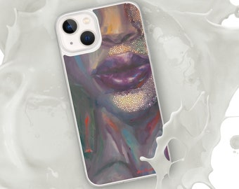 iPhone 13 case - African American art print - iPhone 12 - 11 - SE - Xr - X Xs - 7 8 - 7 8 plus