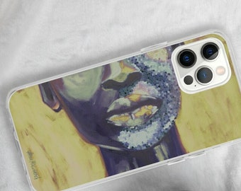 iPhone Case 12 - 11 - SE - Xr - X Xs - 7 8 - 7 8 Plus African American Fine Art Print
