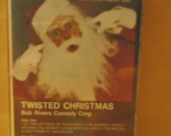 Bob Rivers Twisted Christmas.Swirl Twisted Christmas Tree Hooked Ornaments Icicles White