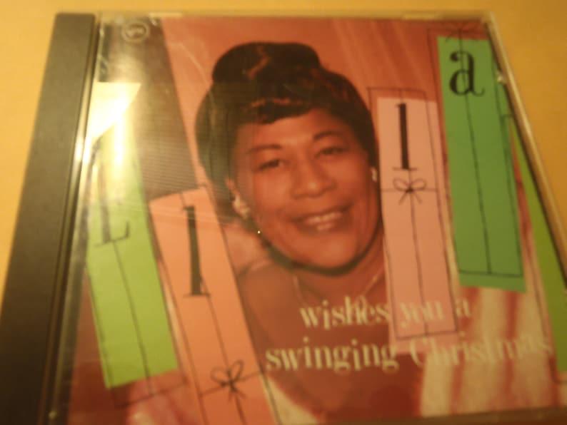 Ella Wishes You A Swinging Christmas.Ella Wishes You A Swinging Christmas Cd