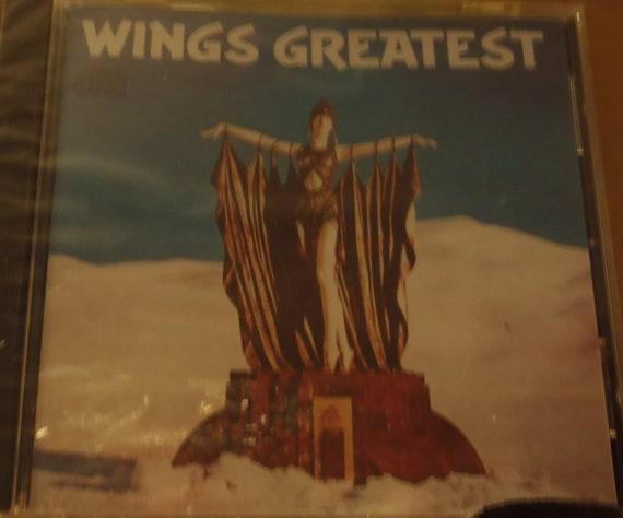Wings Greatest (Paul McCartney) CD