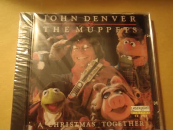 John Denver Coat Muppets Christmas.John Denver The Muppets A Christmas Together Cd