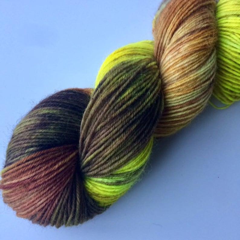 Basic sock yarn