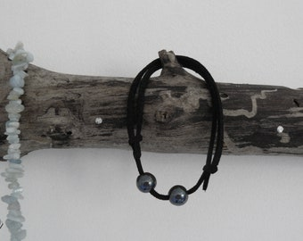 Hematite Simplicity - Bracelet
