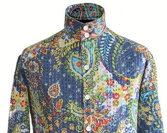 William Morris Kaftan//Jacket psych psychedelic dandy