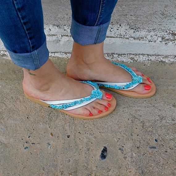 sandals sandals sandals Comfortable BOHO Leather flat sandals flip Sandals Greek Decorated Ladies sandal flops sandals White wPHqxR0xYX