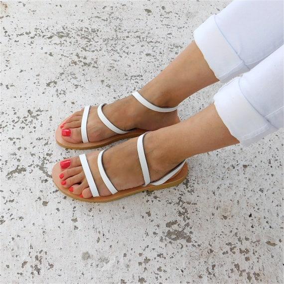 sandales BOHO sandales sandales sandales sandales en cuir des confortables grecques Ballerines d Fzx8Eq4n