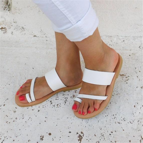 sandales d Sandales confortables grecques sandales qn564W5