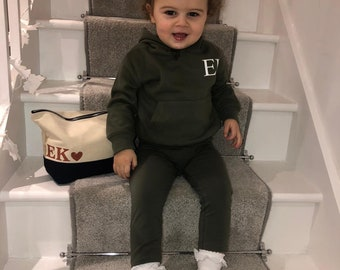 Personalised Toddler Tracksuit