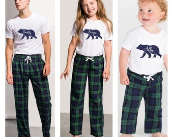 Daddy and Me Matching Pyjama Sets