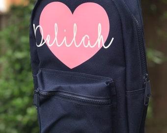 Kids Personalised Backpacks