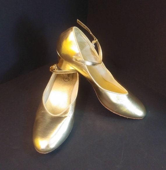 Vintage Deadstock Babette's Dancing Shoes