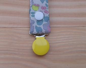 Pacifier or pacifier clip / / liberty clip a pacifier clip / / birthday gift idea