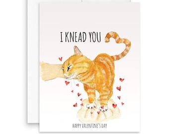 Anniversary Card Love Card Cute Cats Cute Valentine Card Valentines For Him Valentines For Her Perfect Together