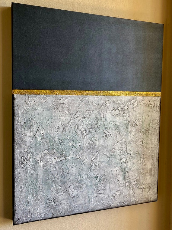 Original abstract painting on canvas unique art home decor original art acrylic abstract modern art
