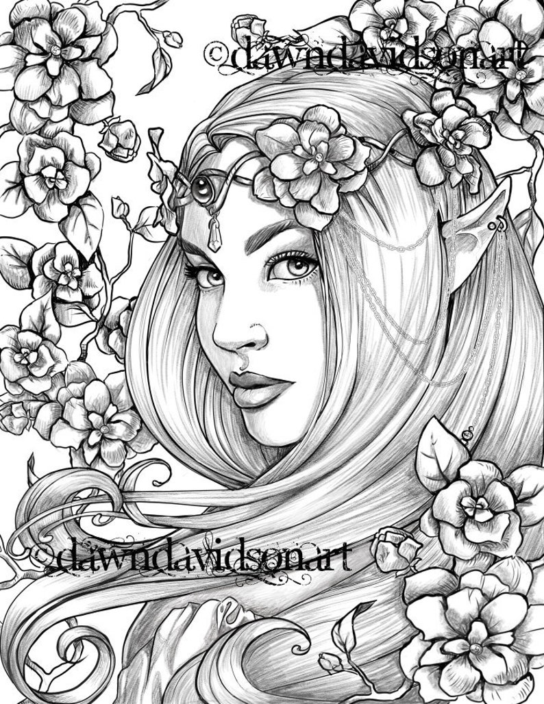 freckles the coloring page printable colouring for