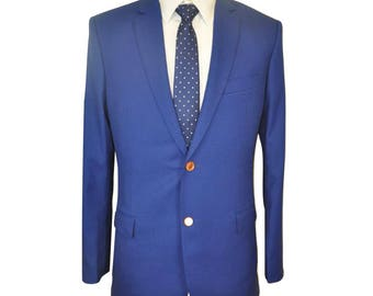 3 Piece Suit in Blue