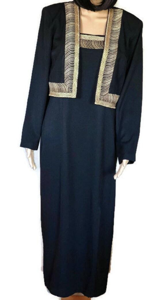 Vintage 80's R.J. & Co. Size 10 Suit, Dress and Ja