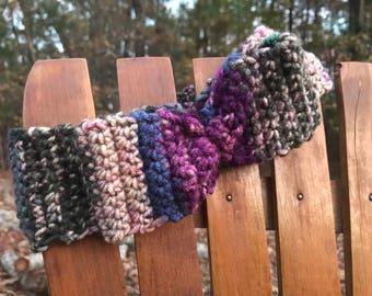 Headband - crochet