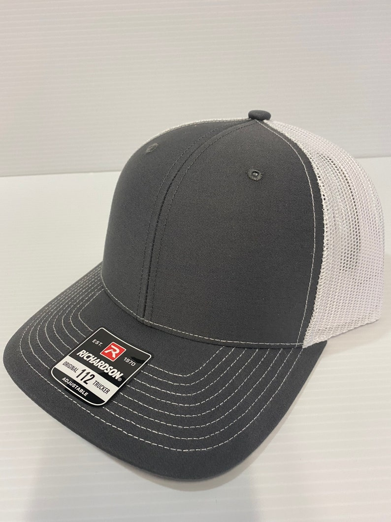 Embroidered Hat WRX 3D Puff Design Embroidery Snapback Cap Richardson 112