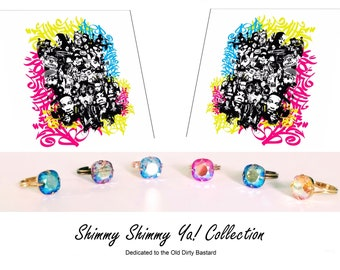94fc0ae0902bf8 Shimmy Shimmy Ya! Collection Solitaire Ring