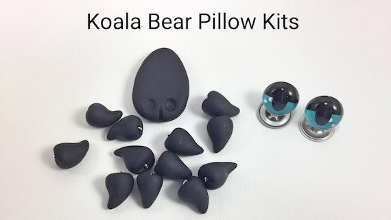 Koala Bär und Krallen Kit aus Fimo handbemalt Koala Augen | Etsy