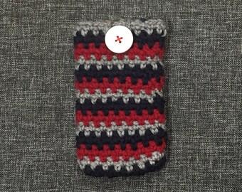 Crochet Phone Cover (Multiple Patterns)