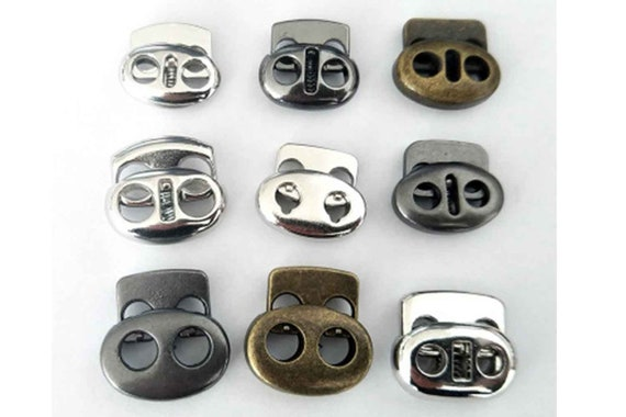 4pcs Leather Buckle Toggle Button Coat Jacket Duffle DIY Sewing Accessories