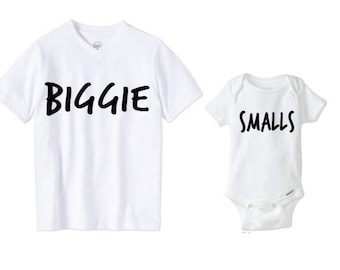 Biggie Smalls Shirts Matching Brothers Cousin Shirts Matching