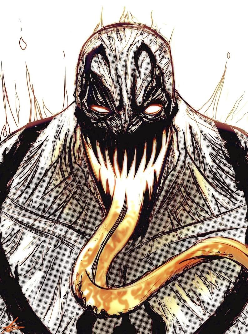 Venom Dibujo Infantil