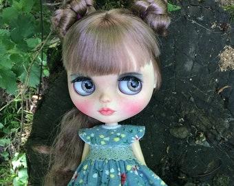 "Blythe Custom Blythe Doll OOAK Artdoll ""Gerda"" by LarisaKS, Suok-Dolls"