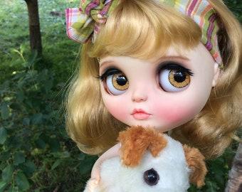 "Blythe Custom Blythe Doll OOAK Artdoll ""Suok"" by LarisaKS, Suok-Dolls"