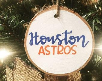 houston astros ornament astros ornament christmas ornament