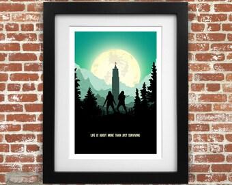 Pretty Little Liars TV Show Large Poster Art Print A0 A1 A2 A3 A4 Maxi