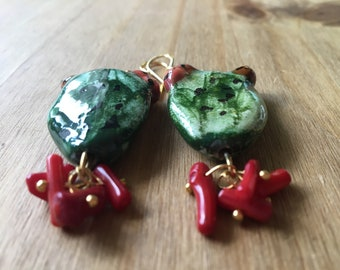Earrings (Sicily Collection)-Sicily collection Earrings-