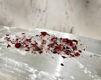 Selenite Crystal Bath Salt