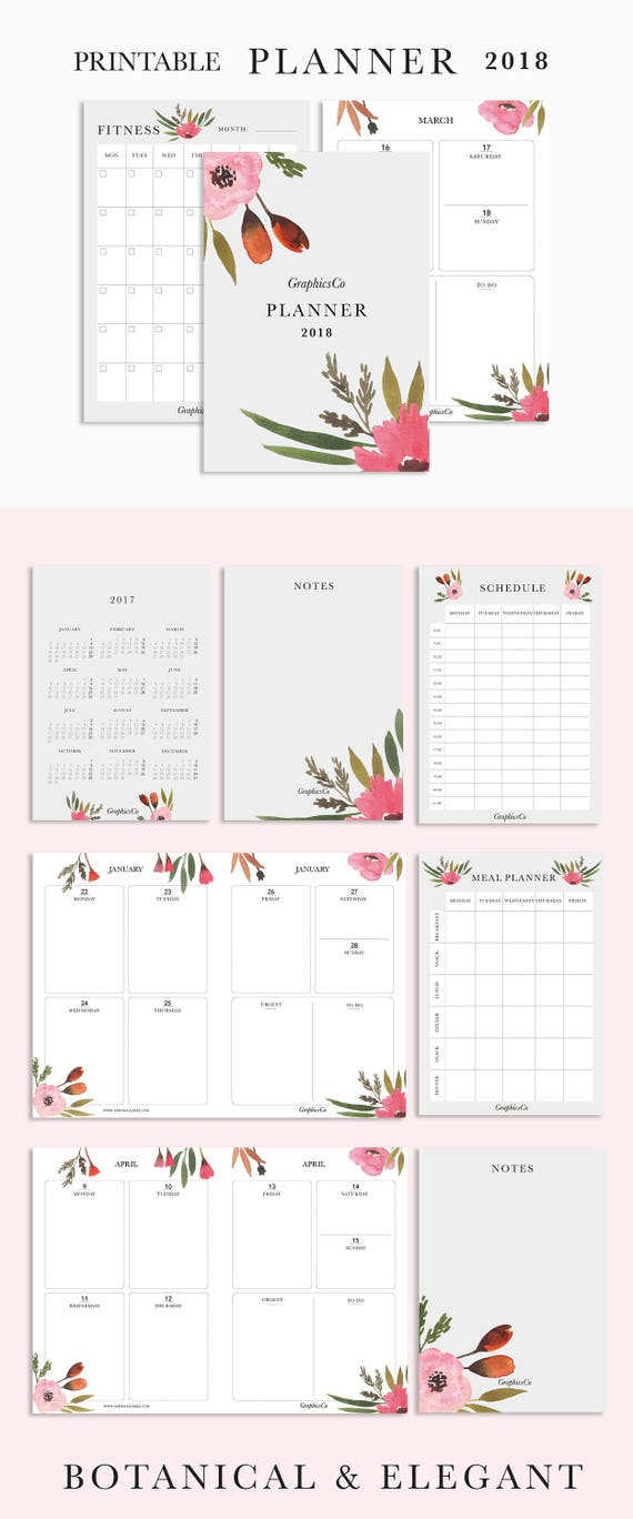 Items similar to AGENDA 2018 planner calendario 2018 planner