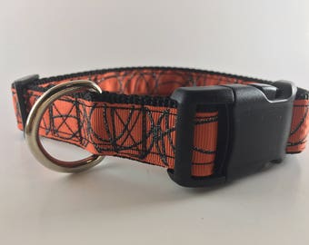 Basketball Dog Collar/Leash
